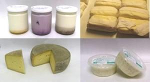 Produits laitiers vache